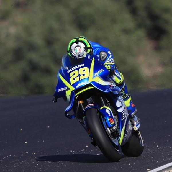 MotoGP: Iannone Petik Pelajaran Berharga dari Suzuki