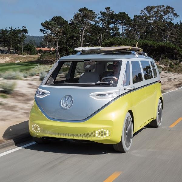 ID Buzz Klasik Dari Volkswagen