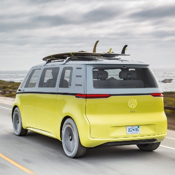 VW Klaim Punya Pesanan Mobil Listrik Lebih Banyak dan Murah Dibanding Tesla