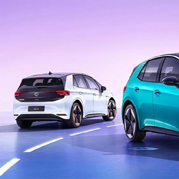 VW Luncurkan ID.3 di China Untuk Meningkatkan Penjualan EV