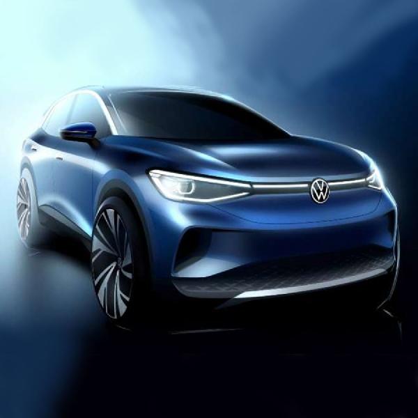 SUV Listrik Volkswagen ID.4 Siap Meluncur Waktu Dekat ini