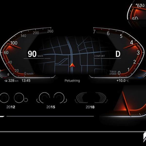 OS Terbaru BMW iDrive Lahir Tahun Ini