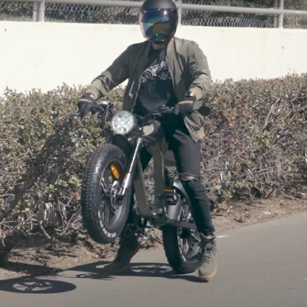 Jika Leonardo da Vinci Mendesain E-Bike seperti Inilah Hasilnya