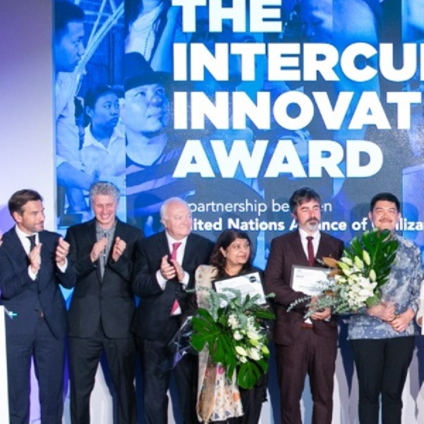 Indika Foundation Raih Penghargaan dari BMW Group-UNAOC Intercultural Innovation Award