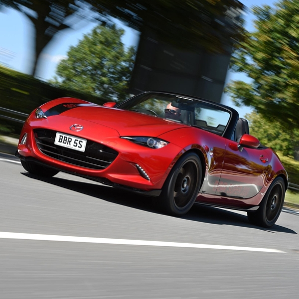 Mazda MX-5 BBR Tuning Package