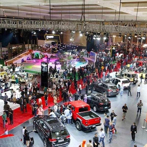 IIMS Hybrid 2021 Resmi Dibuka Presiden RI