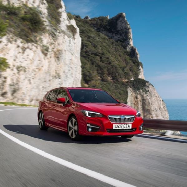 Subaru Impreza Terbaru Segera Dirilis