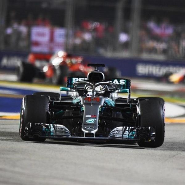 Hamilton: GP Singapura Seperti Balapan Terpanjang dalam Hidup Saya