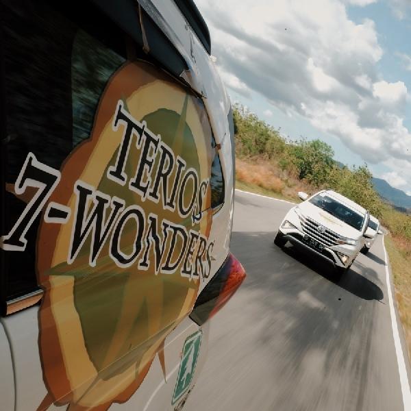 Terios 7 Wonders 2018 : Keindahan Danau Rana yang Eksotis dan Mistis