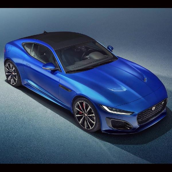 Jaguar Lakukan Operasi Wajah Pada F-Type