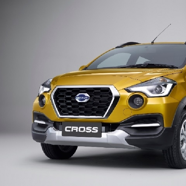 Datsun CROSS Raih Gelar Best City Car