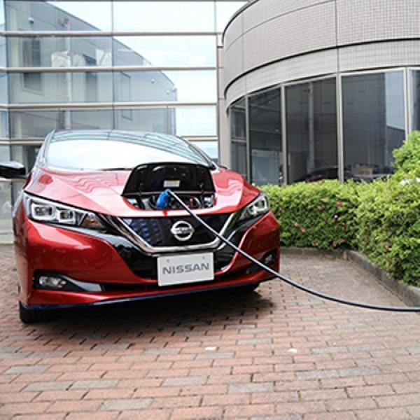 Nissan Rancang Ekosistem Kendaraan Listrik
