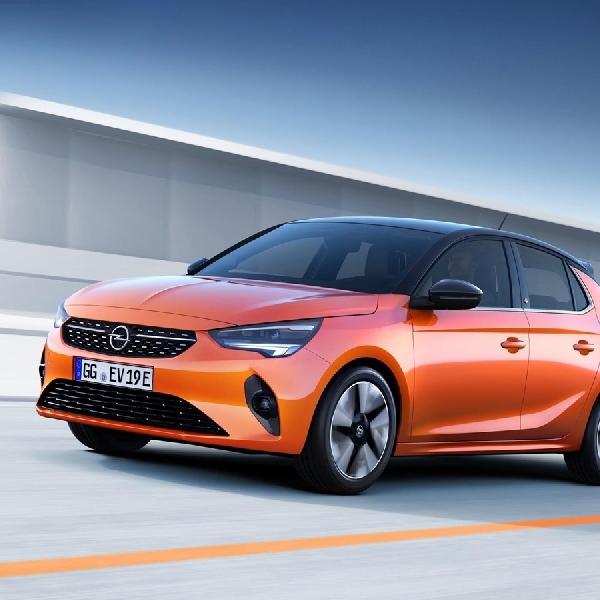 Tingginya Produksi Baterai Opel di Jerman
