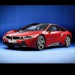 BMW i8 Protonic Red diproduksi dalam Jumlah Terbatas