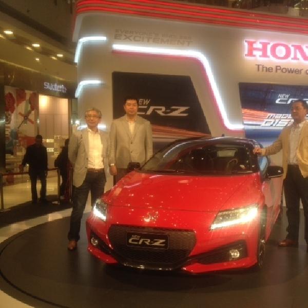 New Honda CR-Z dan Honda HR-V Spesial Edition JBL Audio Resmi Diluncurkan