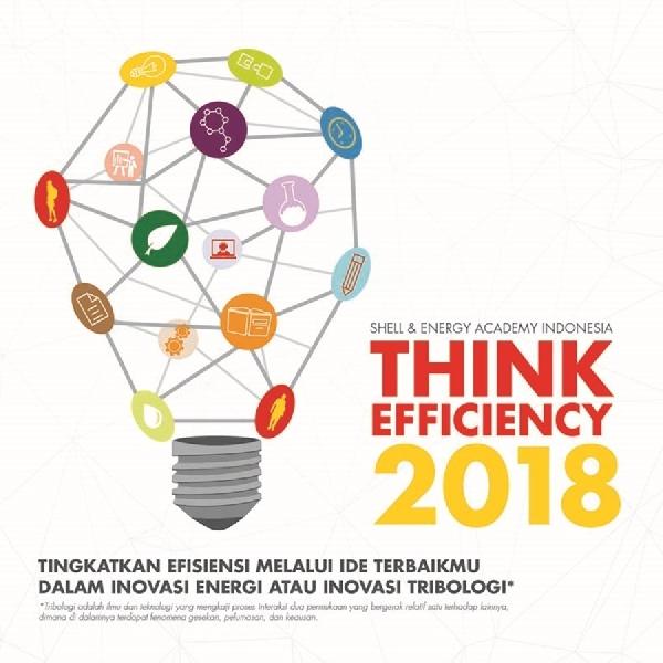 "Shell Indonesia Umumkan Pemenang Kompetisi ""Think Efficiency 2018"""