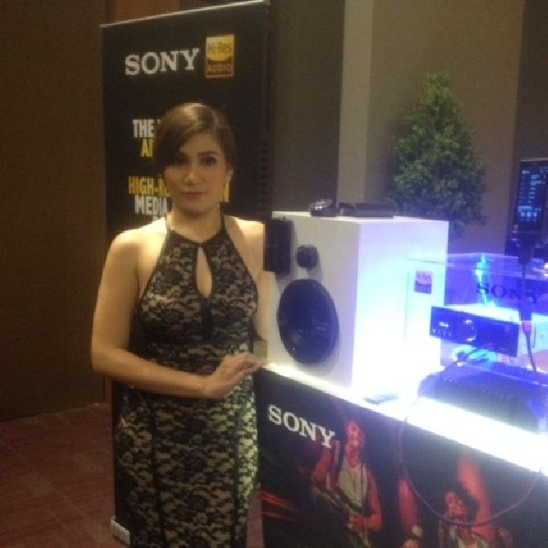 Sony Tawarkan Suara Berkualitas Tinggi