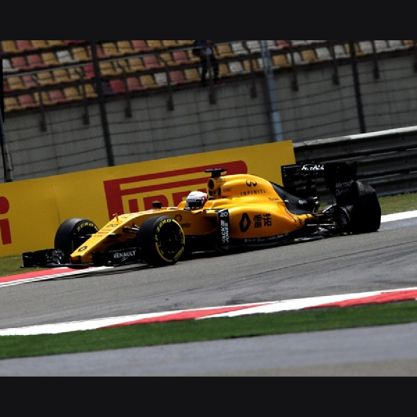 F1: Serba Serbi Sesi Latihan GP China