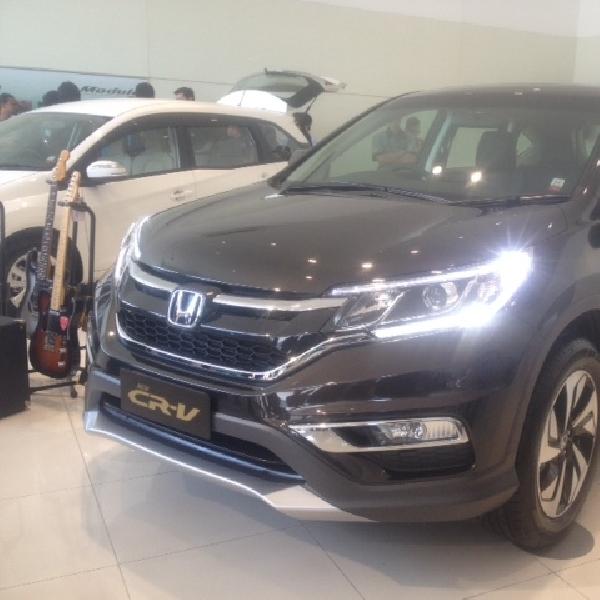 New Honda CR-V Teranyar Janjikan Sistem Suara Lebih Jernih