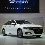 Honda Accord Raih Bintang Lima dalam Uji Tes Asean NCAP