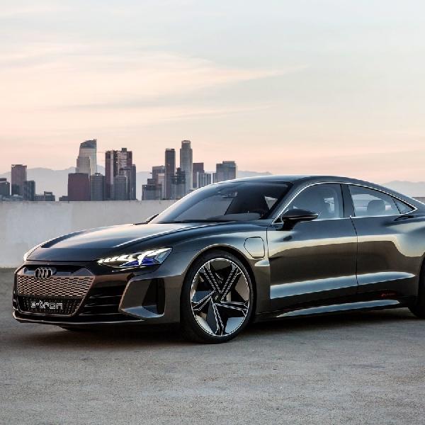 Rencana Jangka Panjang Audi Produksi Mobil Listrik
