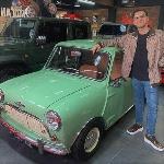 Mini Morris MK1 Ini Viral Karena Raffi Ahmad