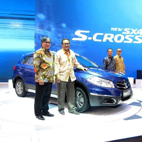 Dilepas Rp 247 Juta, Suzuki SX4 S-Cross Resmi dirilis