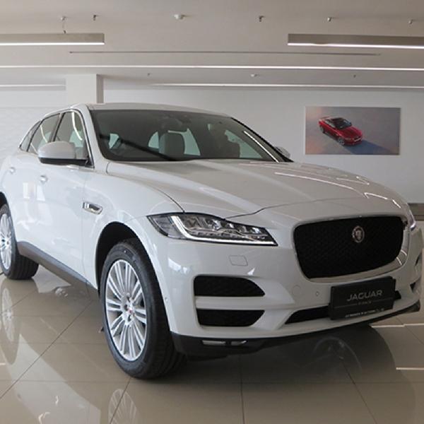 Jaguar Beri Mesin Baru Pada F-Pace 2.0