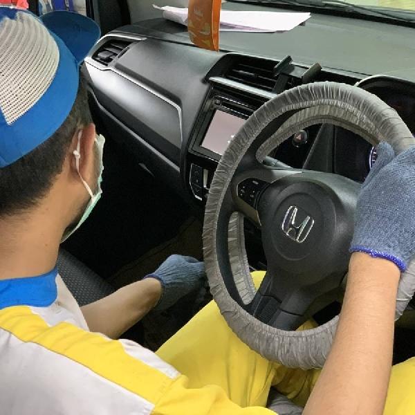 Honda Indonesia Pastikan Konsumennya Dapat Pelayanan Service Kendaraan