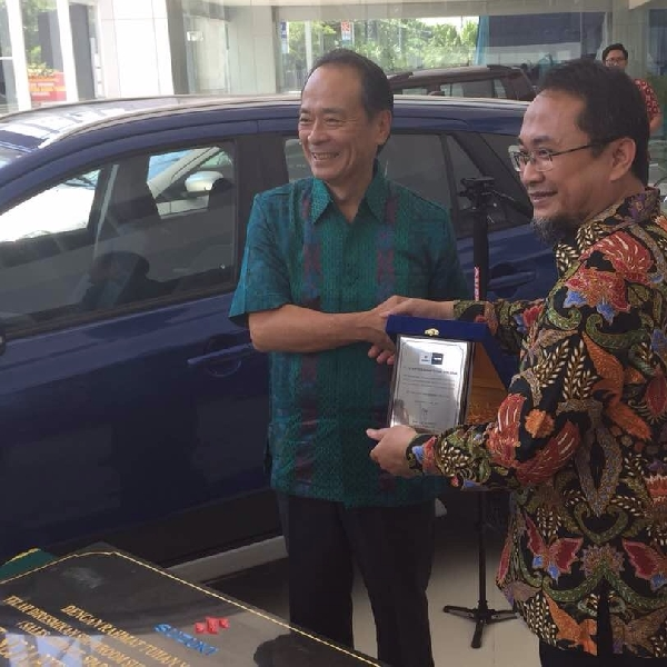 Suzuki Buka Dealer Baru di Kenjeran