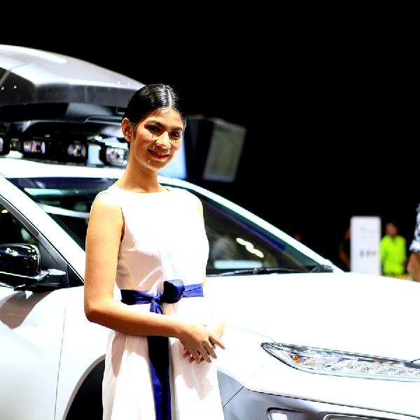 Hyundai Pamerkan 5 Unit Mobilnya, Salah Satunya Kona Modifikasi
