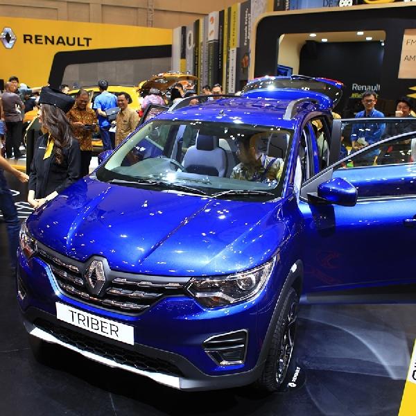 Renault Triber dan Kwid Climber Hadir di GIIAS 2019, Semakin Perkuat Komitmen Industri Otomotif Indonesia