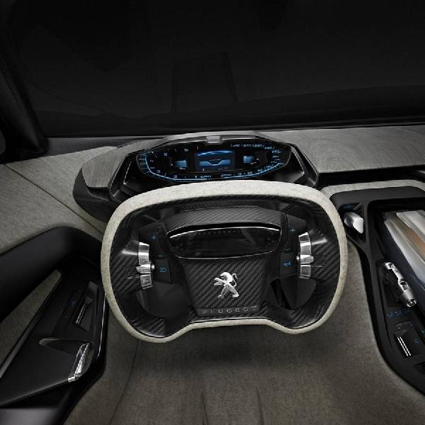 Peugeot Ternyata Pernah Membuat Mobil Konsep Menarik Ini.
