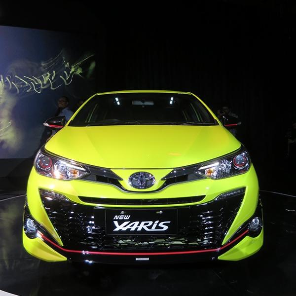 Toyota Yaris Ramaikan Aktivitas Fun Drive di Surabaya