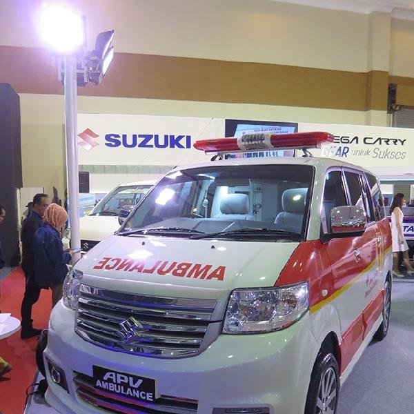 Suzuki Dukung Bisnis Konsumennya di Ajang GIICOMVEC 2018