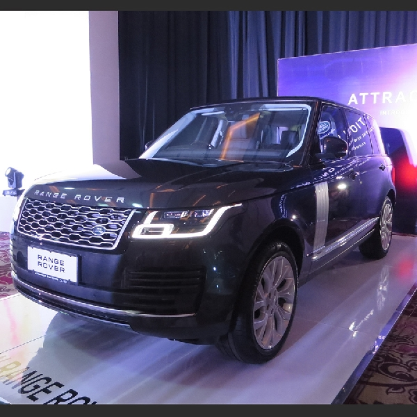 Dua Model Range Rover Diluncurkan Sekaligus di Indonesia