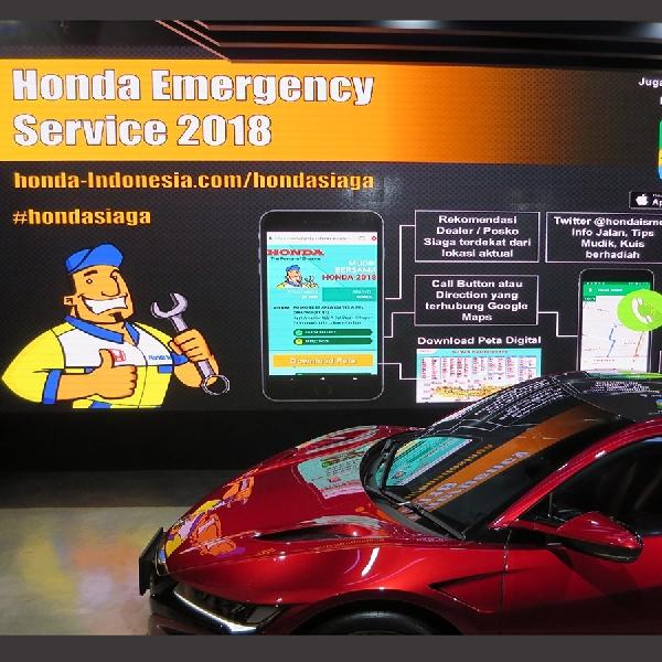 Honda Siapkan Lebih Banyak Fasilitas Di Program Bengkel Siaga 2018