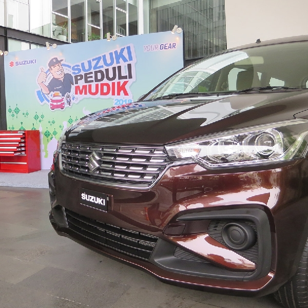 Suzuki Kawal Konsumennya Dengan Peduli Mudik 2018