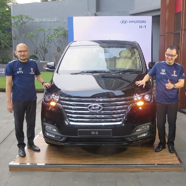 Hyundai Kenalkan New H-1 Model 2018