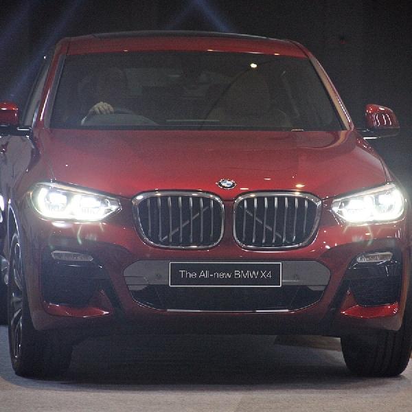 Berapa Harga All New BMW X4 di Indonesia?