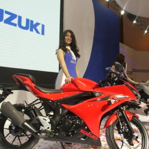 World Premier Suzuki GSX-R 150 dan GSX-S 150 di IMOS 2016