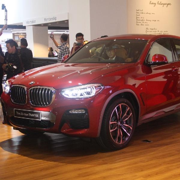 Melihat Keunggulan All New BMW X4