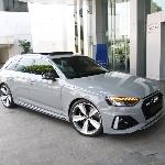 Perkenalkan Mobil Keluarga Paling Ganas The New Audi RS 4 Hadir di Indonesia
