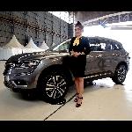 New Renault Koleos Signature 2019 Meluncur Eksklusif di Hangar Garuda Indonesia