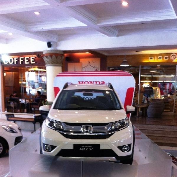 Honda BR-V Sapa Sumatera dan Bali
