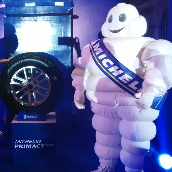 Michelin Resmi Kenalkan Ban Primacy untuk Kendaraan SUV