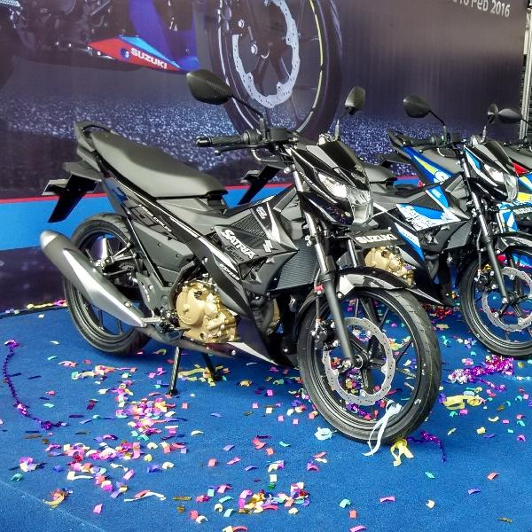 Konsekuensi Membeli Suzuki All New Satria F150 Injection Seharga Rp. 21 Jutaan