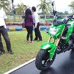 Kawasaki Z125 Pro Resmi Diluncurkan