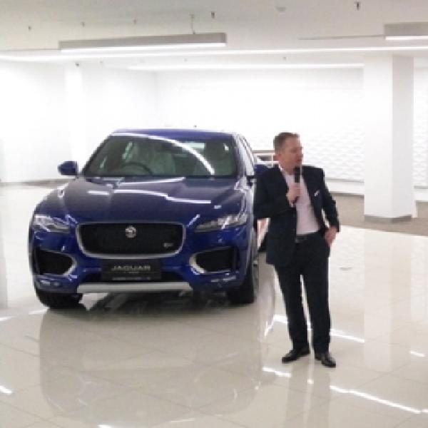 Jaguar F-Pace Akan Hadir di Indonesia