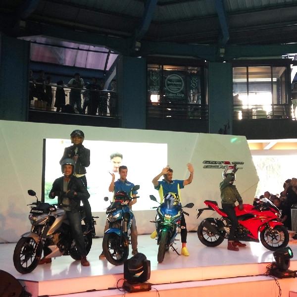 Suzuki Resmi Luncurkan GSX-R150 dan GSX-S150